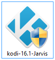 Current stable version of Kodi