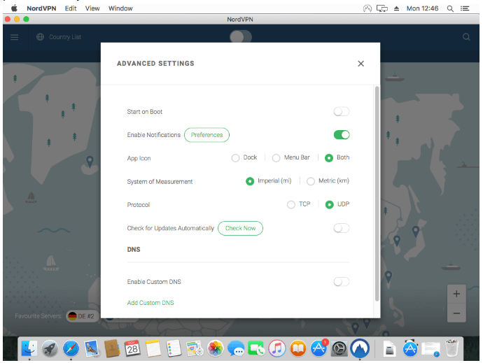NordVPN-mac-osx-settings