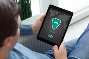 tablet with vpn