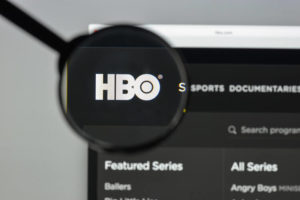 hbo.com website homepage