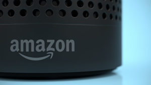 Amazon Alexa Close-Up Logo